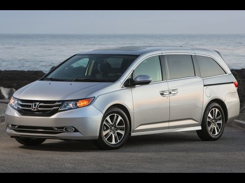 2016 Honda Odyssey Start Up and Review 3.5 L V6