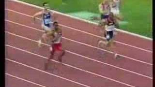 ato boldon and maurice greene `97 worlds 2nd round