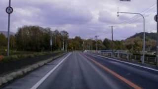 北海道道227号赤平滝川線(Part2)砂川市・赤平市境界~道道114号交点[赤平市]