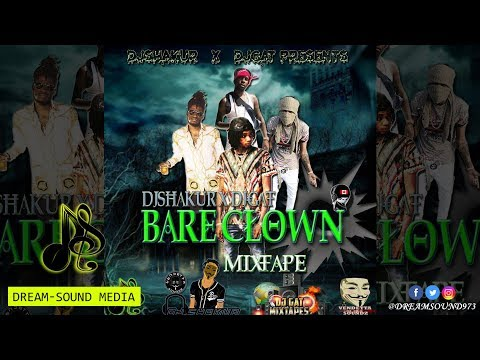 DJ Shakur & DJ Gat - Bare Clown