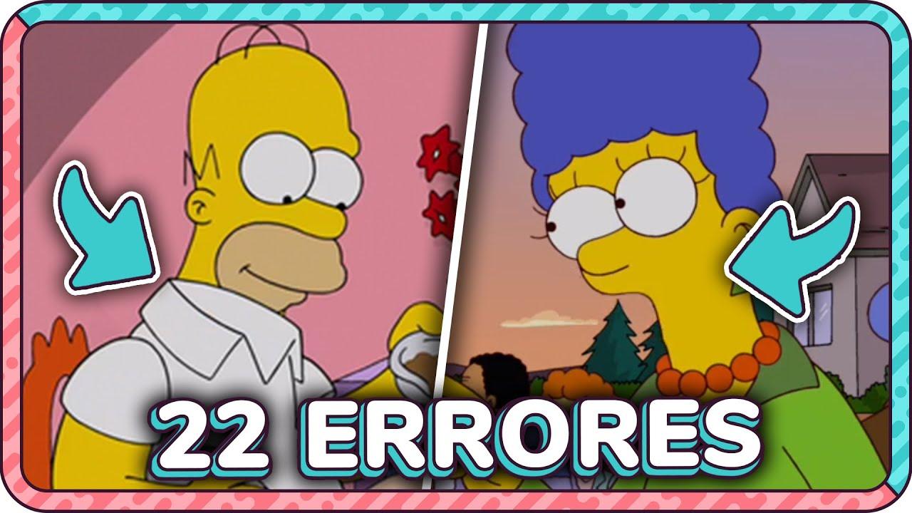Download 22 ERRORES ABSURDOS en LOS SIMPSONS