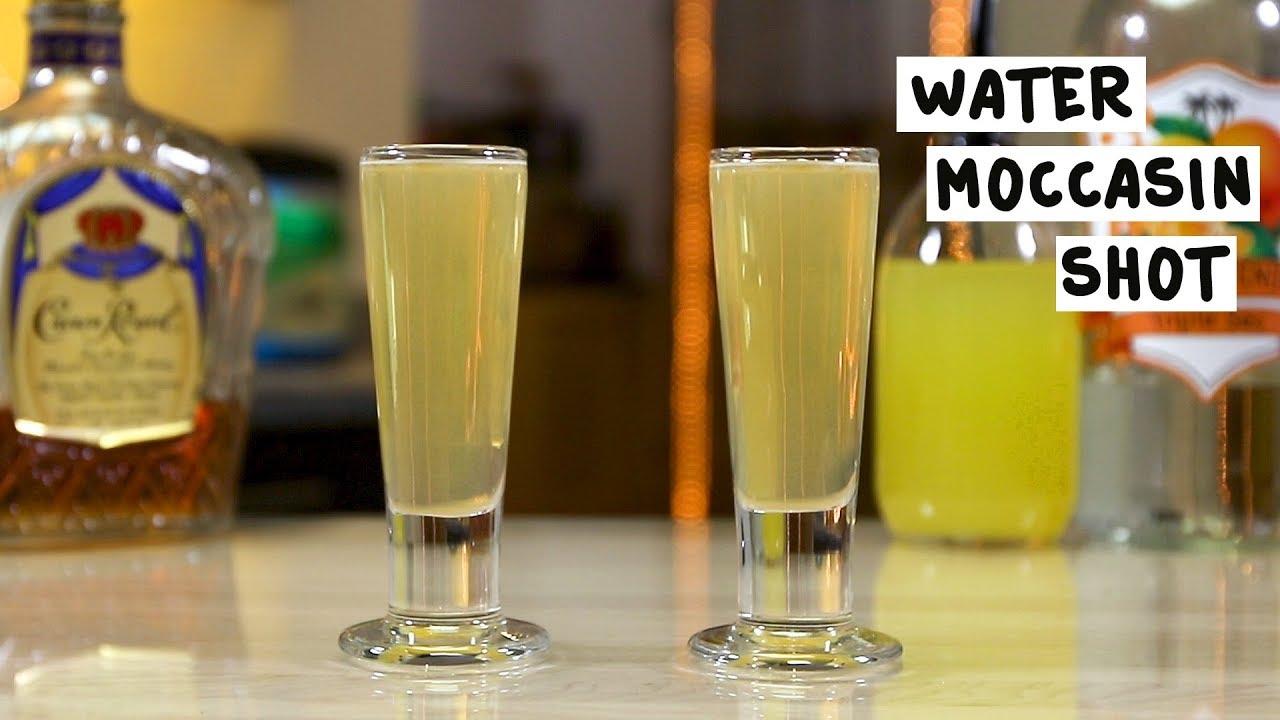 Water Moccasin Shot Tipsy Bartender
