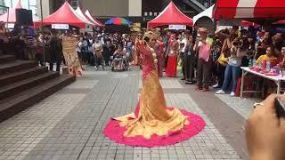 慶祝印尼國慶日 選美比賽