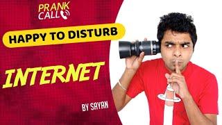 Internet | Happy To Disturb | RJ Sayan | Bangla Comedy