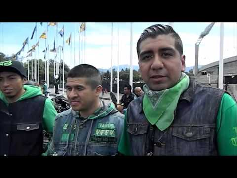 REVISTA ROCK AND BIKERS  ANIVERSARIO  VAGOS  D F    TLALPAN 2016