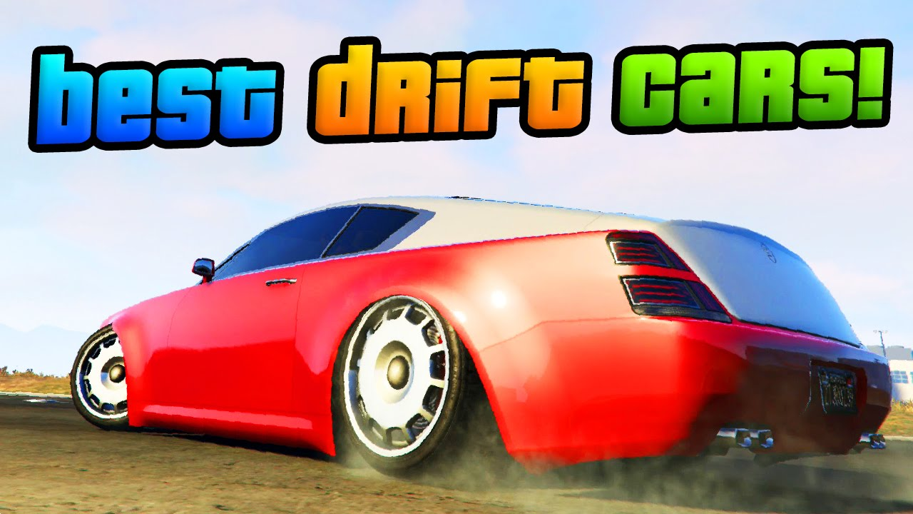 Gta Online The Best Drift Cars In Gta Drifting Drift Car