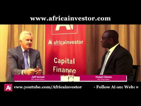 Jeff Immelt, CEO of GE, talks to Africa investor - Full Interview