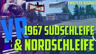 1967 Nordschleife AND Sudschleife explored in VR