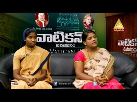 Nava Jeevanam VATICAN   Fr.P.Francis, Episode- 26,Part- 1   Divyavani TV