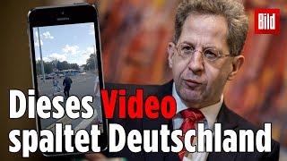 Hetzjagd in Chemnitz? Darüber diskutiert Deutschland!