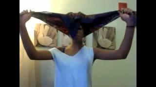 STYLE | My Aunt Jemima Inspired Head Wrap
