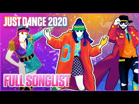 Just Dance 2020: Full Song List | Ubisoft [US]