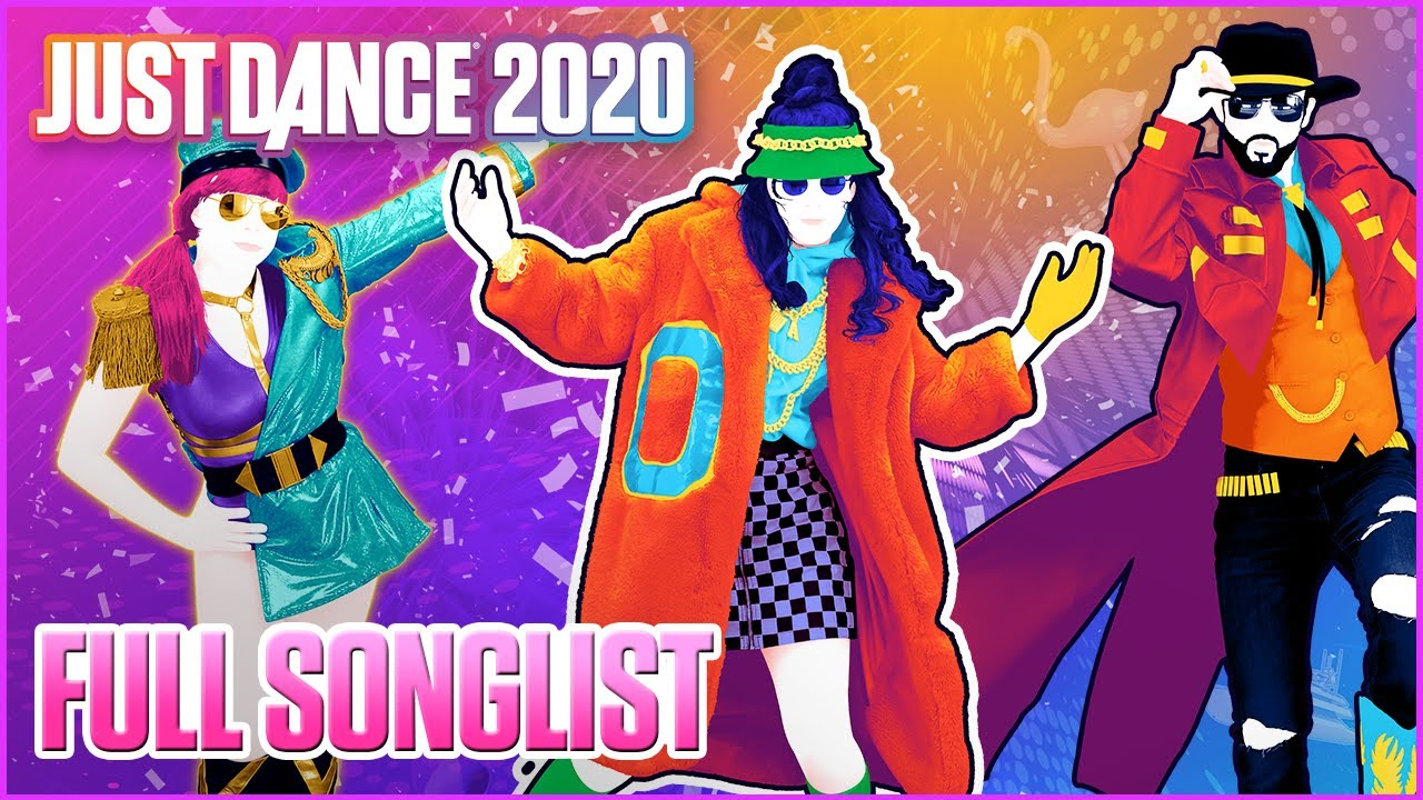 Just Dance 2020 video game