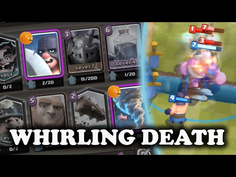 How to Use Executioner Tornado | 12 Win Gameplays | Clash Royale