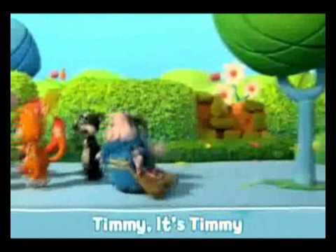 Timmy Time theme song reversed