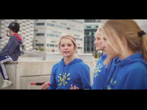Commercial for World Rope Skipping Championships - Malmö 2016