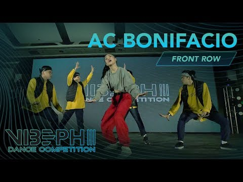 [EXHIBITION] AC Bonifacio | VIBE PH III [@AyelMari Front Row 4K] | #VIBEPH