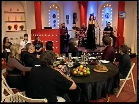 BAVAT MAROM sings Lorca's Sevillanas del siglo XVIII + interview
