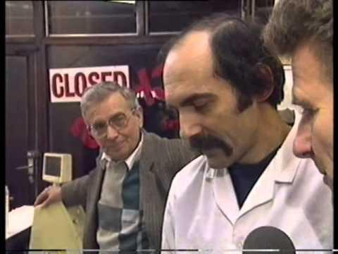 Nightshift  Late Night ITV Documentary Series 1993