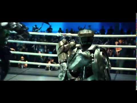 maan karate - real steel climax