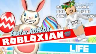 Easter but in Roblox!! | Robloxian Life