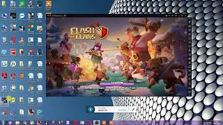 how to play clash of clans in nox
