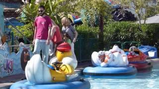 ALLOU ||FUN PARK ||having much fun ;-))) Athens amusement park   KIDOM