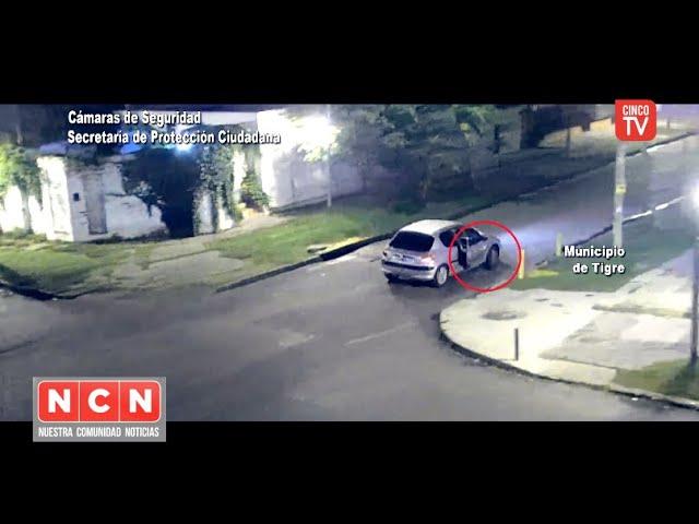 CINCO TV - El COT detuvo a un hombre alcoholizado al volante en Troncos del Talar