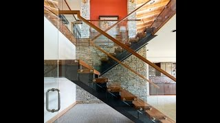 Стеклянные лестницы и ограждения из стекла(495)998-73-71(Стеклянные лестницы и ограждения из стекла, дерева и металла под заказ (495) 998-73-71 http://marshag.ru., 2014-02-27T14:44:47.000Z)