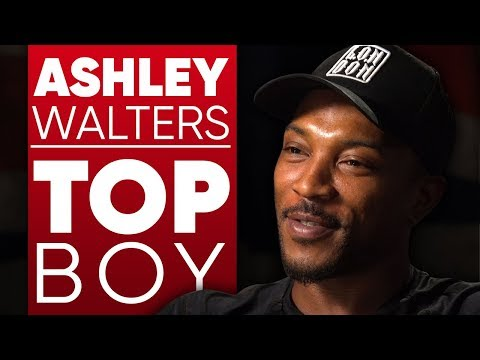 ASHLEY WALTERS - TOP BOY - Changing the face of British TV & Film - Part 1/2 | London Real