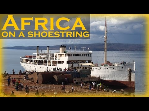 INSPIRE: Backpacking adventure in AFRICA - around the world traveller