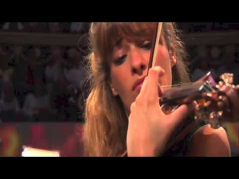 Nicola Benedetti plays Korngold's Violin Concerto from the 2015 BBC Proms