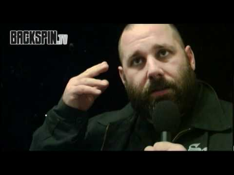 BACKSPIN TV #129 - Sage Francis (Interview)