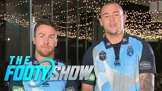 Blues stars Maloney and Klemmer on Origin game three | NRL Footy Show 2018