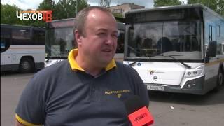 Новые автобусы и ремонт машин скорой помощи