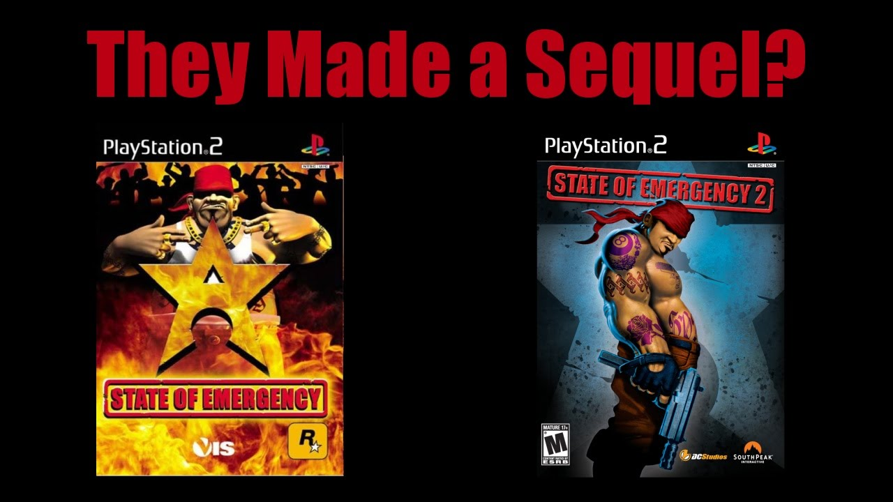 State of Emergency 2 (PS2) Review - They Made a Sequel? - YouTube