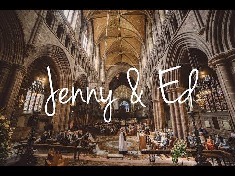 Wedding Ceremony | Jenny & Ed's Wedding | 7.8.15