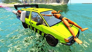 DRIVE TO SURVIVE Epic Challenge  Beamng DRIVE
