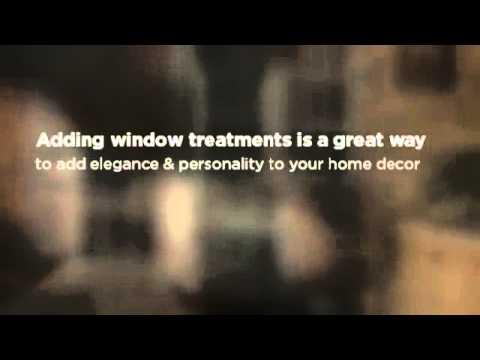 Adding Custom Window Treatments   Design Group of Philadelphia, LLC