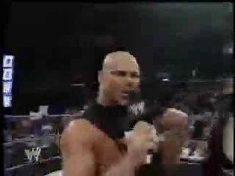 Kurt Angle Sing Sexy Boy