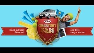 Australian Open: Kia Greatest Fan Winner Day Ten