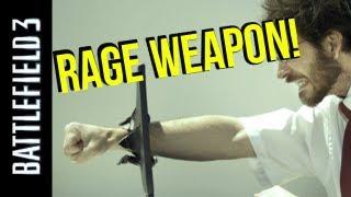 RAGE WEAPON! -- Battlefield 3 SKS Gameplay