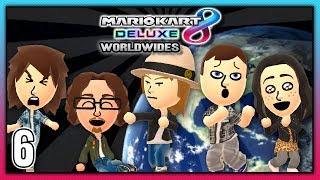 Mario Kart 8 Deluxe - Worldwides #6 | w/ Friends thumbnail