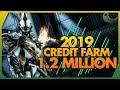 Warframe: AMAZING META Solo Credit Farm 2019 - 1,200,000 Credits Insanely Fast & Easy!