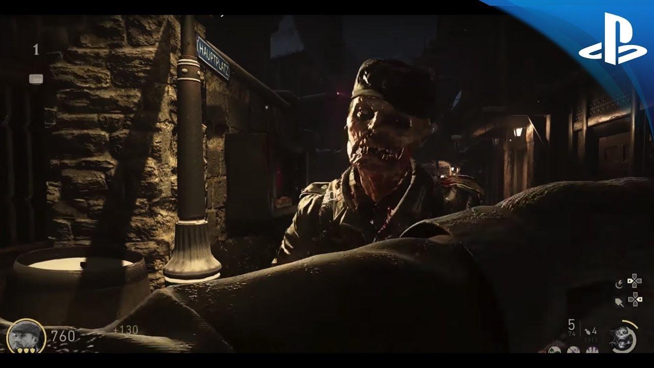 5 CONSEJOS para el MODO ZOMBIE de Call of Duty WWII
