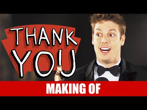 Making Of – Thank You