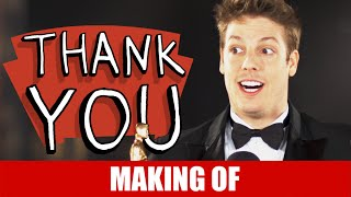 Vídeo - Making Of – Thank You