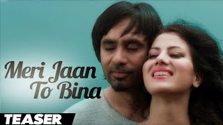 Babbu Maan - Jaan | Teaser | Talaash | 2013 | New Punjabi Songs