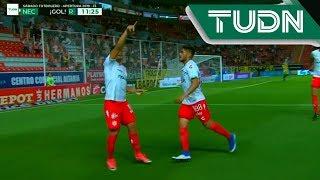 Gol de Salas | Necaxa 1 - 0 Veracruz | Liga MX - J3 | TUDN México