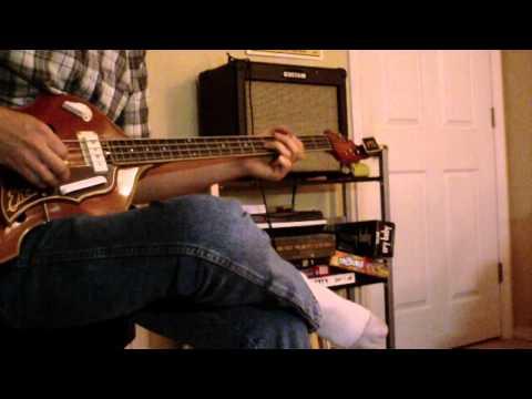 Eko Model 995 Violin Bass